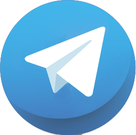 Footer telegram